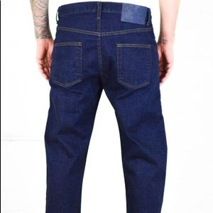 Naked & Famous EASY GUY in Silk Stretch Indigo 29